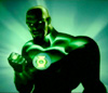 Happy Green Lantern Day! (Or, you know... St. Patrick's Day)