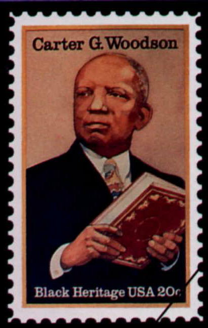 Jackie S Historical Facts Carter G Woodson Father Of Black History