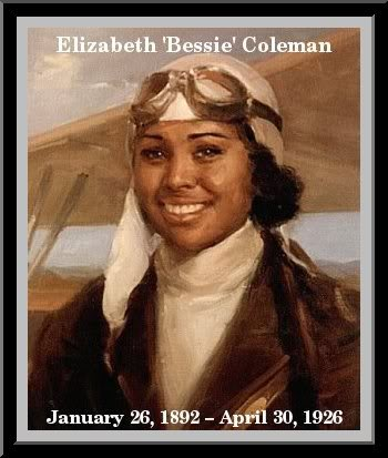 bessie single women The world's first african american woman aviator, bessie coleman, earned her pilot's license in 1921 in france, two years before her more.