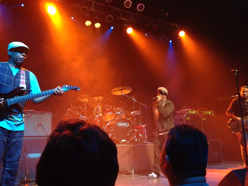 Living Colour at The Depot