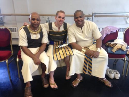 Robert, Roy Dawson, Will Johnson