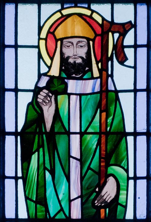 St. Patrick (image via Wikipedia)