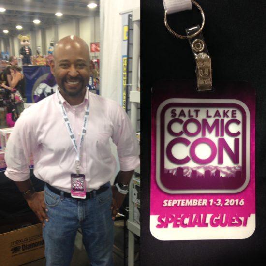 Salt Lake Comic Con 2016